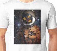 Astronauts and Goldfish Unisex T-Shirt