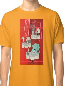 PAINT THE TOWN - Panel 4 Classic T-Shirt