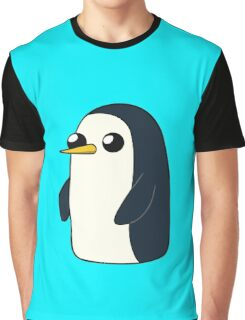 Cute Animated Penguin  Graphic T-Shirt