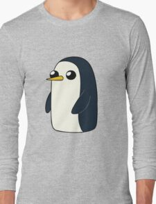 Cute Animated Penguin  Long Sleeve T-Shirt