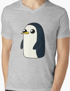 Cute Animated Penguin  Mens V-Neck T-Shirt