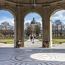 The Munich Hofgarten by Philip Kearney