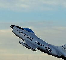 FU-144 U.S. Airforce by aprilann