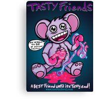 Tasty Friends Canvas Print