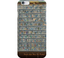 Fallout 4 Perks iPhone Case/Skin