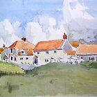Wiveton, Norfolk by HurstPainters
