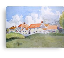 Wiveton, Norfolk Metal Print