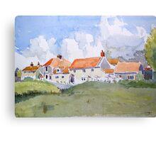 Wiveton, Norfolk Canvas Print