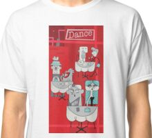 PAINT THE TOWN - Panel 2 Classic T-Shirt