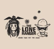 the Lone Ranger by AmoyValentine Huang