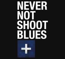 Never Not Shoot Blues by CVIII