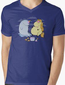 Wannabes Mens V-Neck T-Shirt