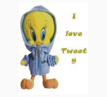 Tweety Every one love him  by crazydesigner