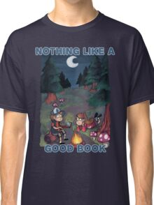 Nothing Like A Good Book! Classic T-Shirt
