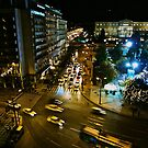 Syntagma Square by Apostolos Mantzouranis