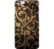 Pattern brown  iPhone Case/Skin