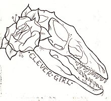 Clever Girl by FAITH IS NOT PROOF