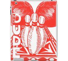 The Dude - The Big Lebowski iPad Case/Skin