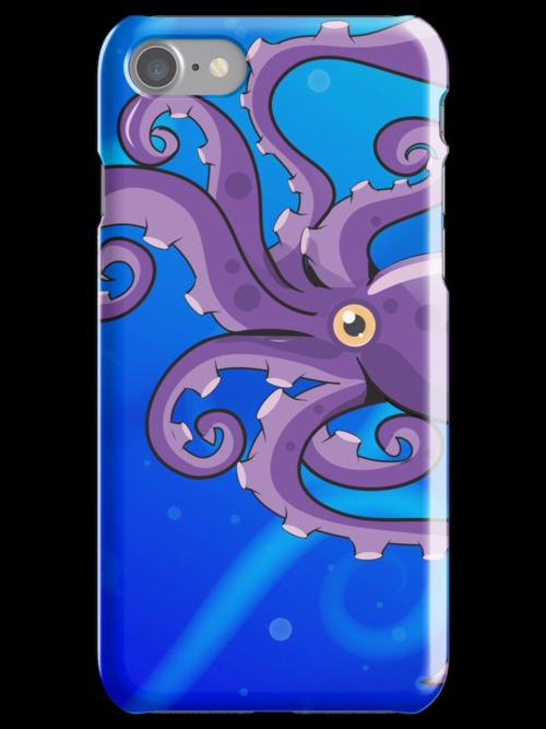 Octopus  by Nick  Greenaway