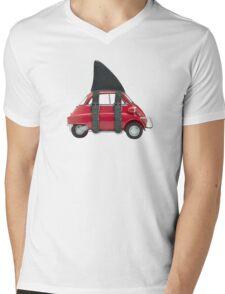 isetta shark Mens V-Neck T-Shirt