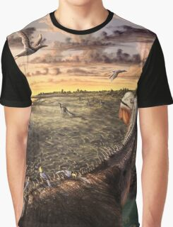 Mill Canyon Dinosaur Tracksite Leggings, Shirts, & more!! Graphic T-Shirt