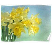 spring cheerfulness Poster