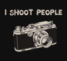 I Shoot People by SwazzleSwazz