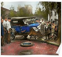 Car Accident - It came out of nowhere 1926 Poster