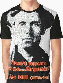 Joe Hill, organizer Graphic T-Shirt