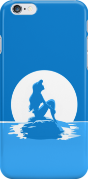 The Little Mermaid Blue by MargaHG