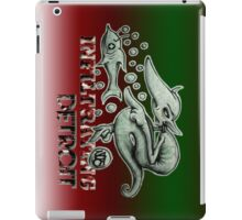 Graffiti Fish iPad Case/Skin