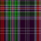 01302 El Paso Elves Fashion Tartan Fabric Print Iphone Case by Detnecs2013
