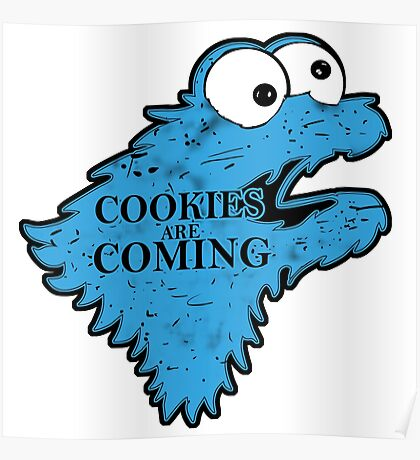 Cookies is Coming Poster
