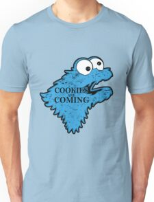 Cookies is Coming Unisex T-Shirt