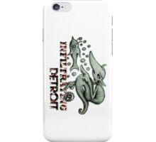 Graffiti Fish iPhone Case/Skin
