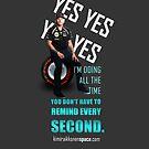 """Yes yes yes..."" - iPhone Cover - Kimi Raikkonen by evenstarsaima"