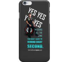 """Yes yes yes..."" - iPhone Cover - Kimi Raikkonen iPhone Case/Skin"