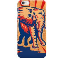 Lucky Retro Elephant iPhone 5 Case  / iPad Case  / Samsung Galaxy Cases  iPhone Case/Skin