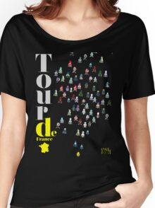Tour De France Women's Relaxed Fit T-Shirt