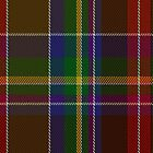 01307 Baltimore Charles Fashion Tartan Fabric Print Iphone Case by Detnecs2013