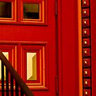 Red Door by Kevin Duke