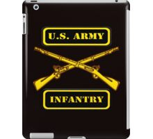 Army Infantry T-Shirt iPad Case/Skin