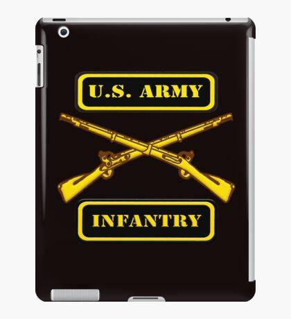 Army Infantry T-Shirt iPad Case/Skin