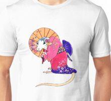 Kimono Rat Unisex T-Shirt