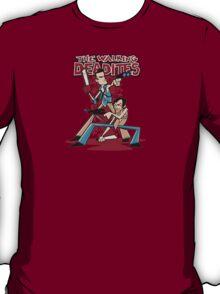 No souls, no sleeves, no mercy! T-Shirt