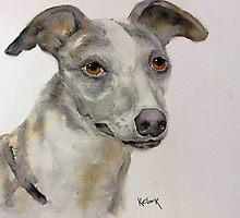 """""""Trixie"""" by Kay Clark"""