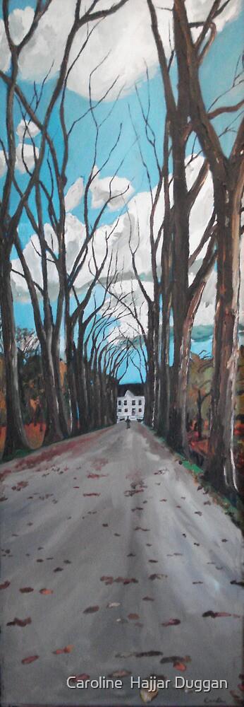 Chateau Road  by Caroline  Hajjar Duggan
