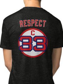 RESPECT 33 C Tri-blend T-Shirt