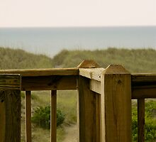 Porch Railing by K. Abraham