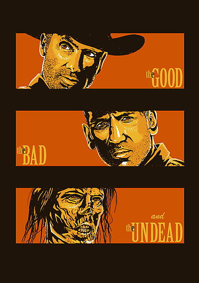 The Western Dead by spacemonkeydr